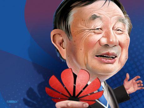 Huawei CEO Ren