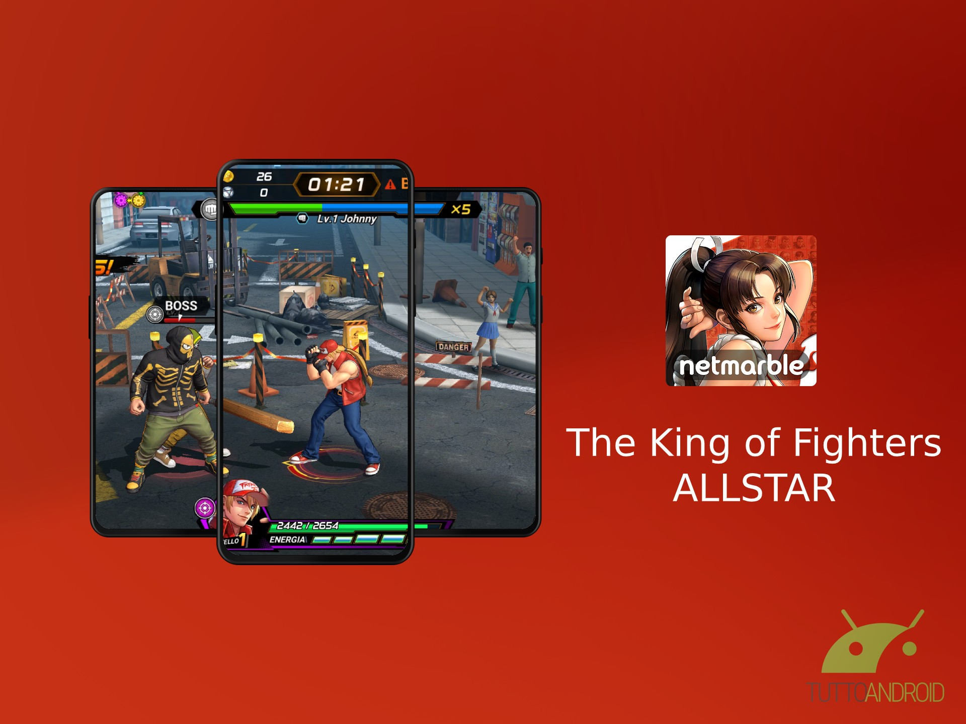 The King of Fighters ALLSTAR riunisce tutti i combattenti de