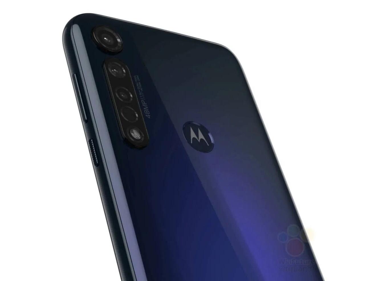 Motorola Moto G8 Plus svelato completamente da questo leak: