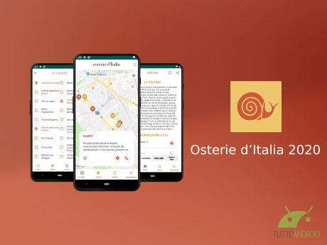 Osterie d'Italia 2020