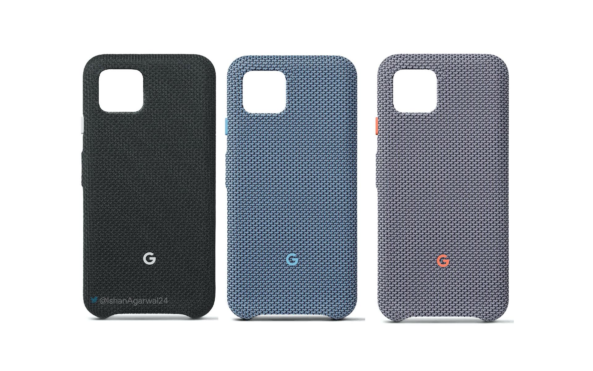 Anche i Google Pixel 4 avranno custodie in tessuto: eccole q