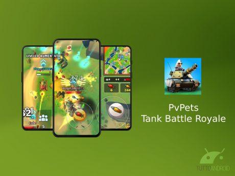 PvPets Tank Battle Royale