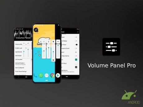 Volume Panel Pro