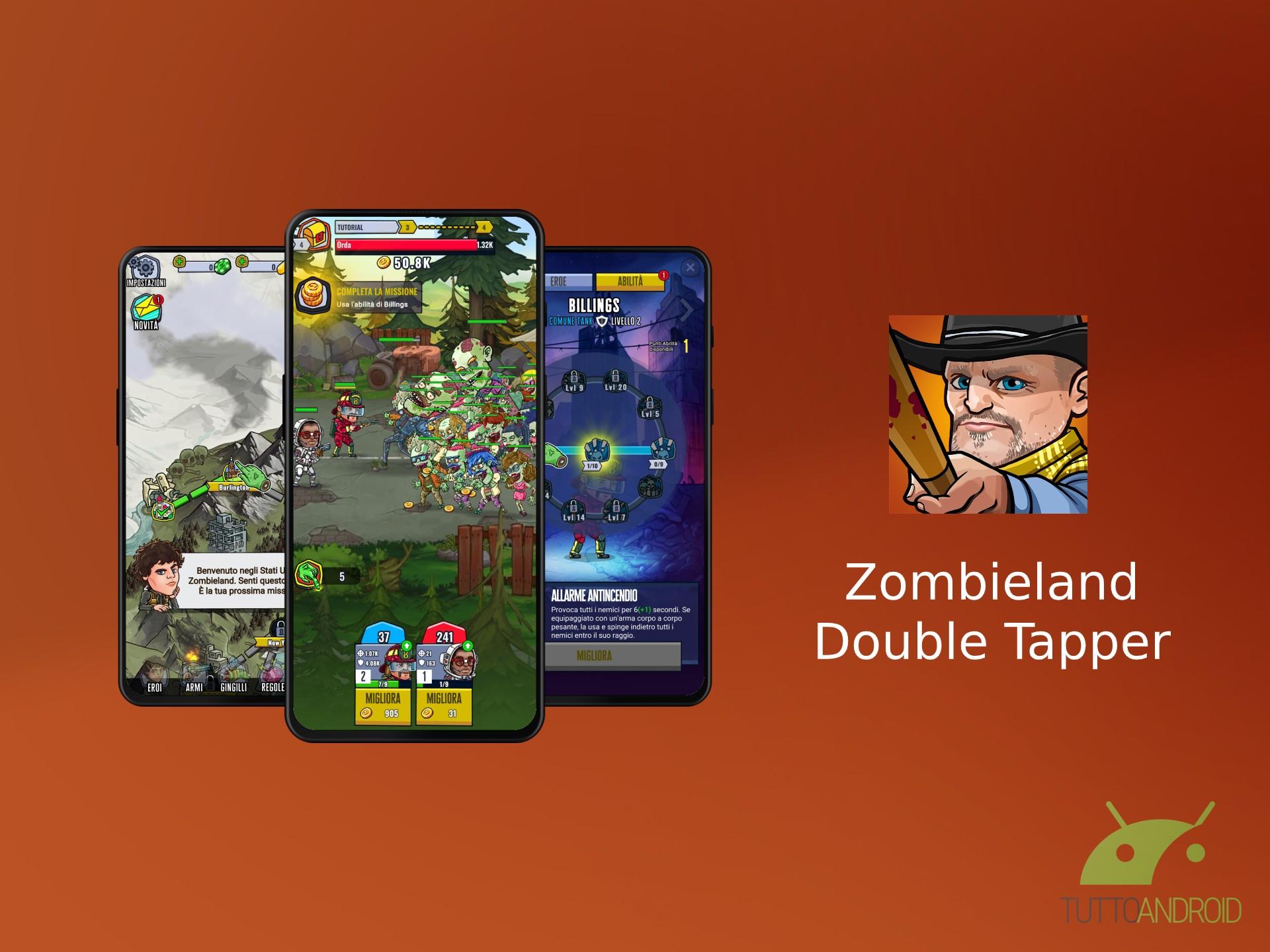 Zombieland: Double Tapper è un RPG incrementale per ingannar
