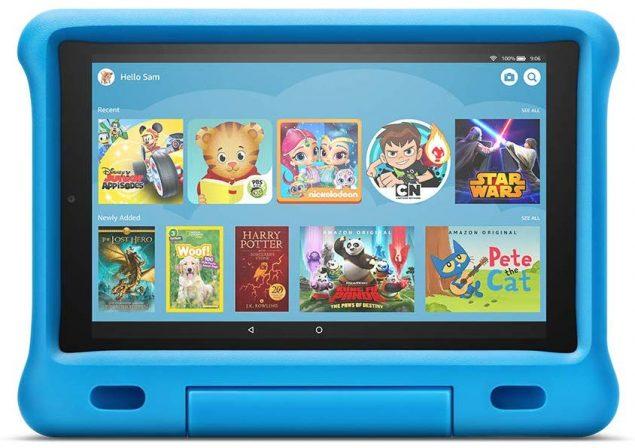 amazon fire hd 10 kindle kids edition ufficiali specifiche prezzo