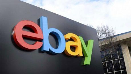 Ebay logo tag