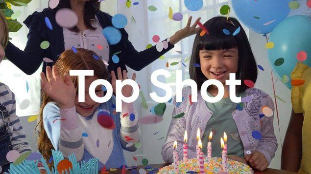 google pixel 4 3a xl top shot video