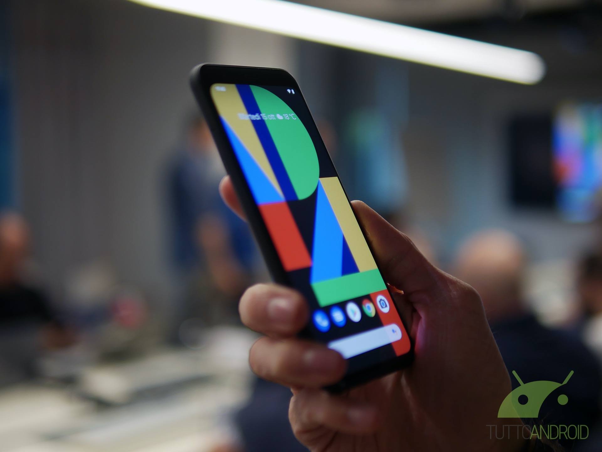 Google Pixel 4 e Pixel 4 XL supportano gli aggiornamenti not