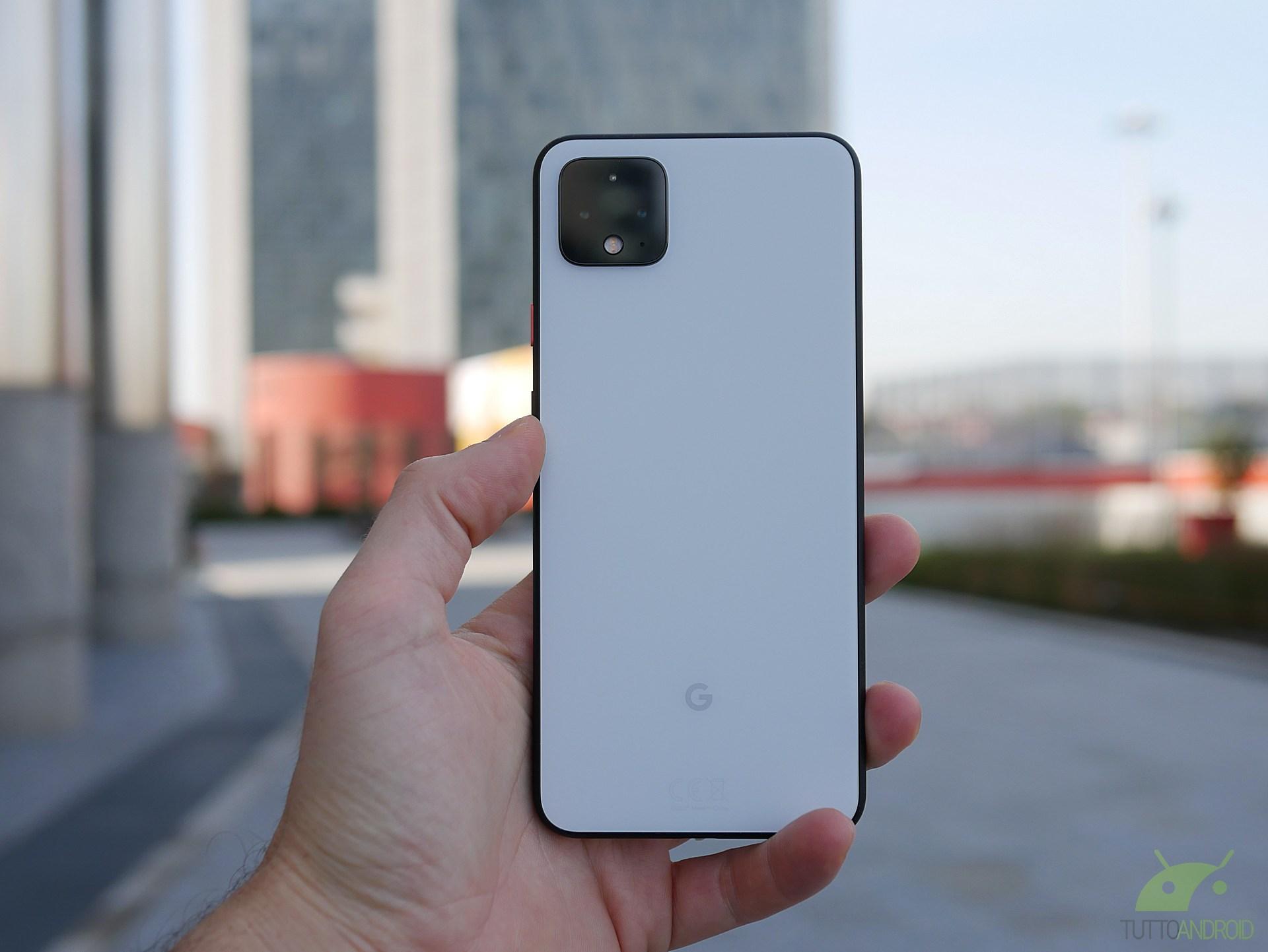 cover posteriore Google Pixel 4 XL