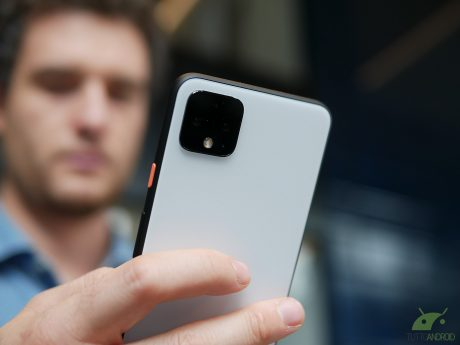 Google Pixel 4 XL fotocamere