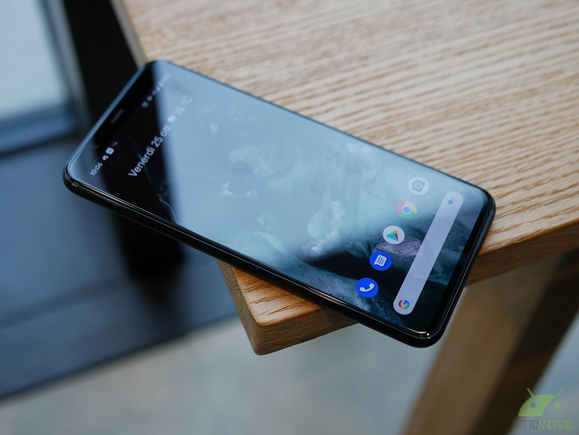 Guardate com'è Google Pixel 4 XL nel dettagliato teardown di