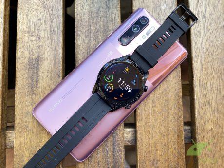 Huawei p30 pro watch 2