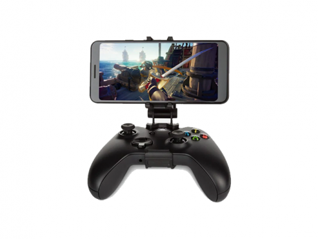 microsoft xcloud MOGA Mobile Gaming Clip Xbox Wireless Controller