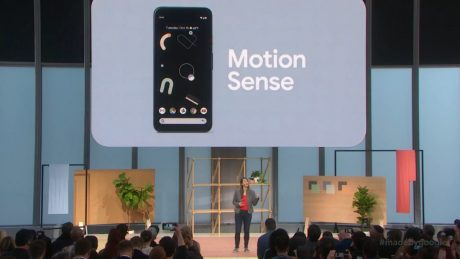 Motion sense cv