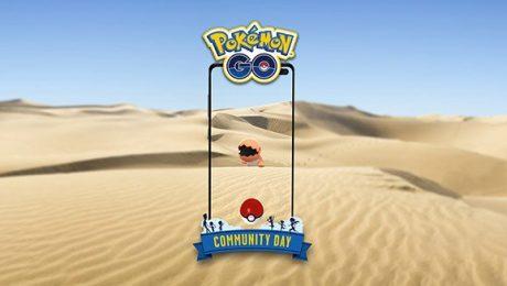 Pokemon go october community day