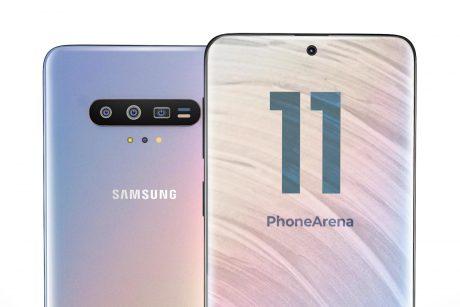 Samsung galaxy s11 3