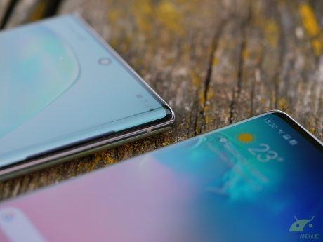 Samsung Galaxy Note 10+ e Galaxy S10+
