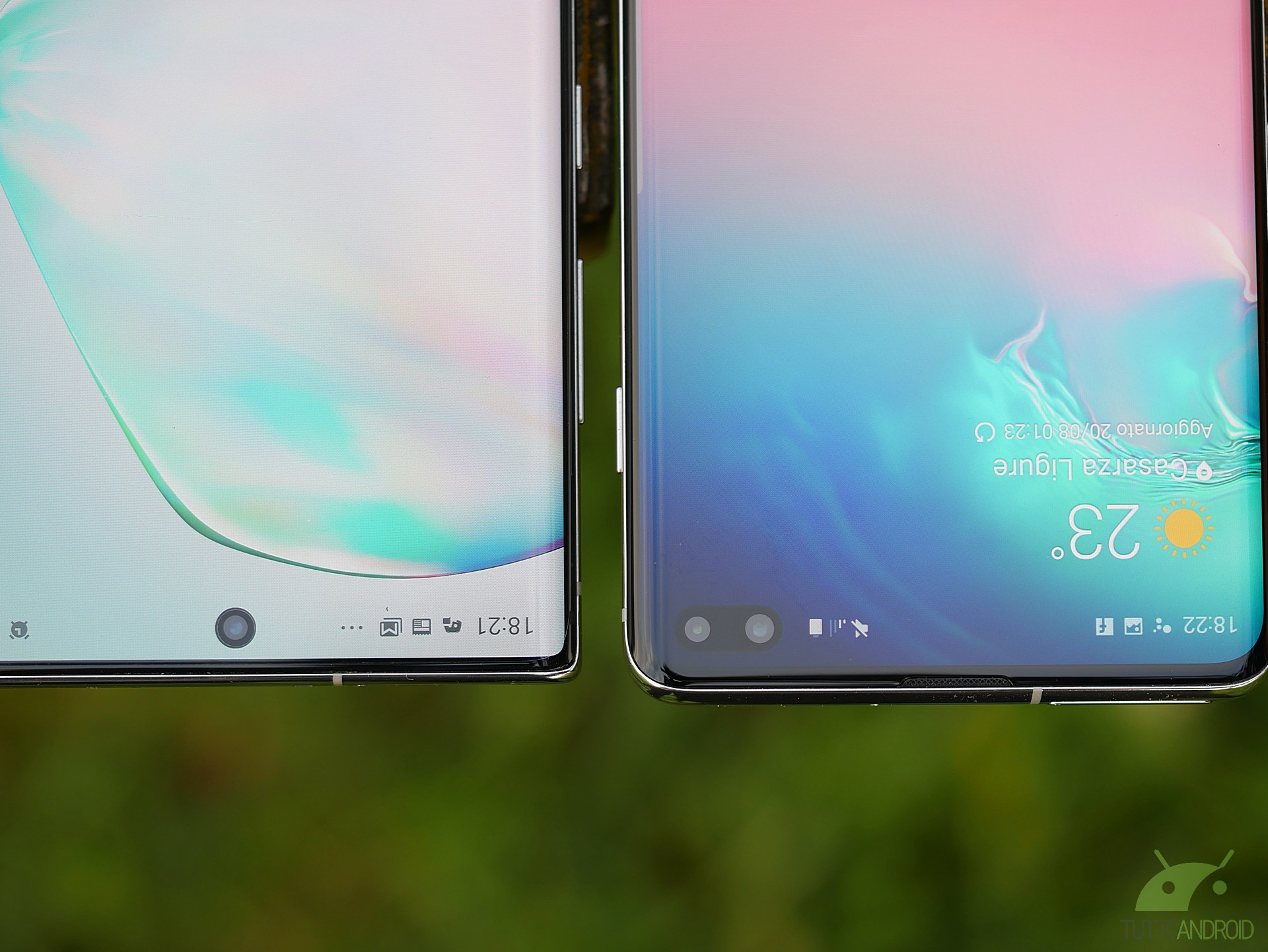 """Samsung Galaxy S11 potrebbe avere un display diverso dal """"so"""