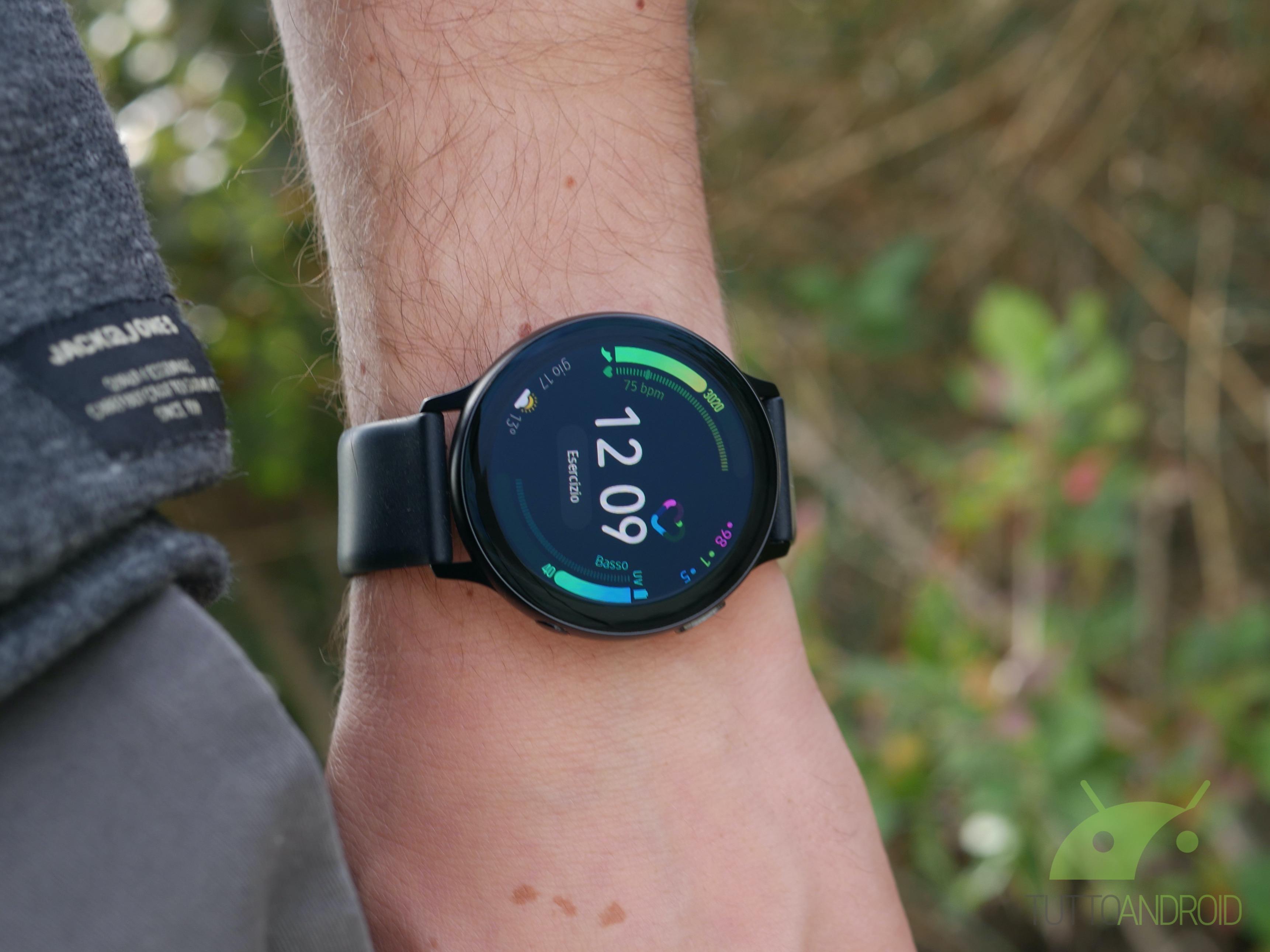 Samsung rinvia una importante feature per Galaxy Watch Active 2