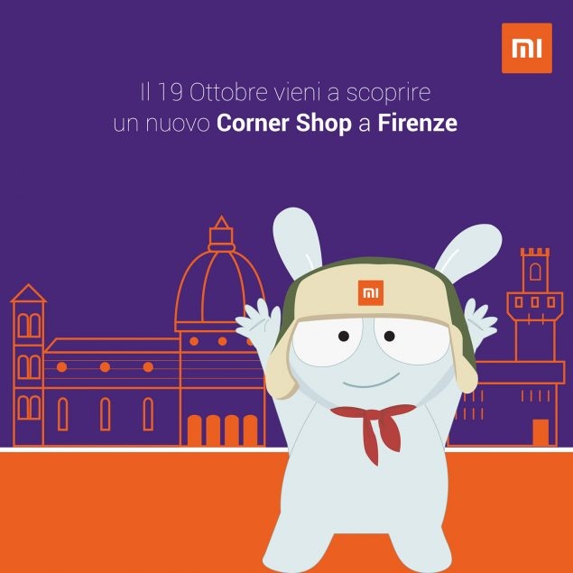 xiaomi shop in shop firenze apertura