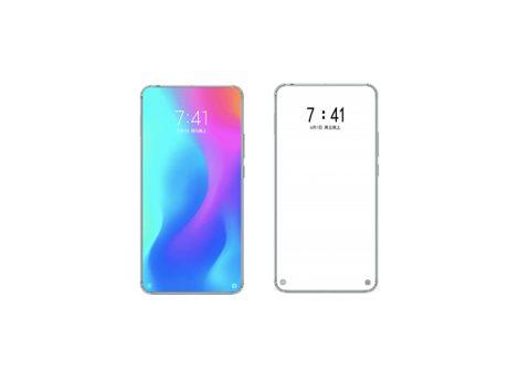 xiaomi smartphone dual camera display