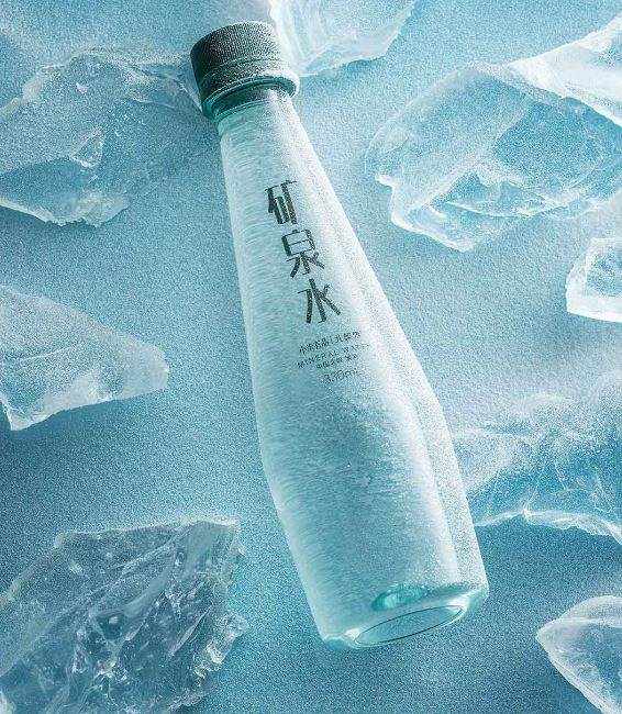 xiaomi artic spring natural mineral water