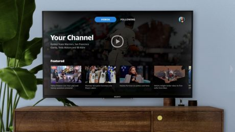 Yahoo android tv