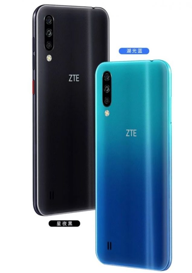 ZTE Blade A7s ufficiale specifiche prezzo