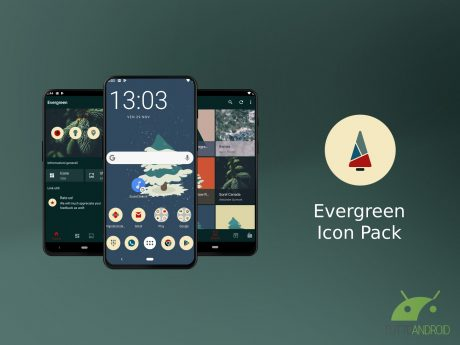 Evergreen icon pack