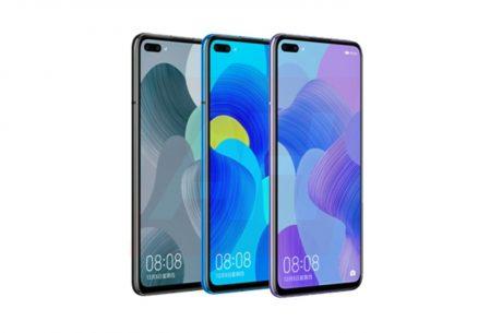 Huawei Nova 6 colori