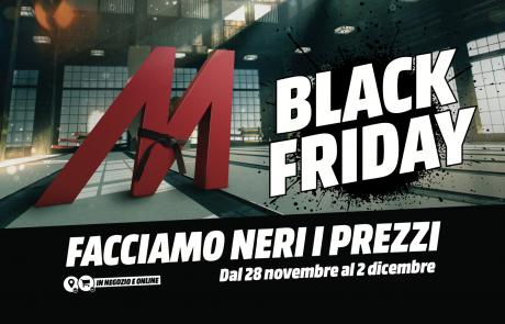 MediaWorld black friday locandina