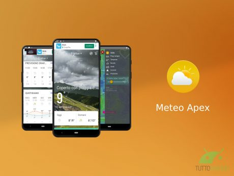 Meteo Apex