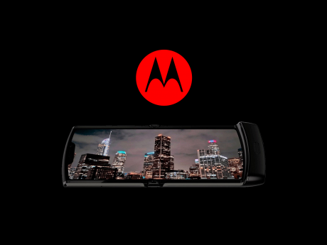 Motorola RAZR 2019 cop