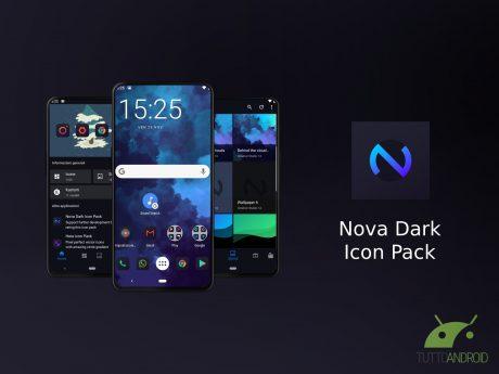 Nova Dark Icon Pack