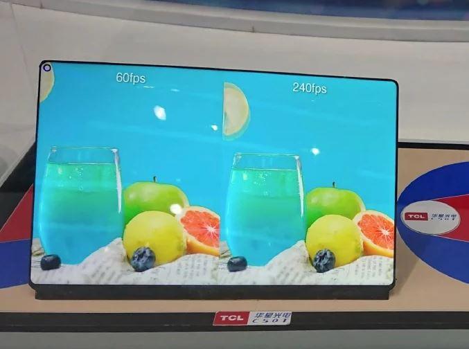 Anche i tablet possono lanciarsi nel gaming estremo con il display a 240 ...