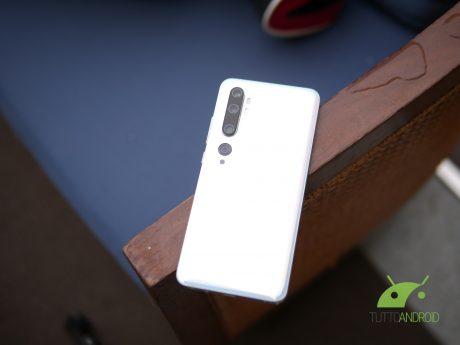 Xiaomi Mi Note 10 retro
