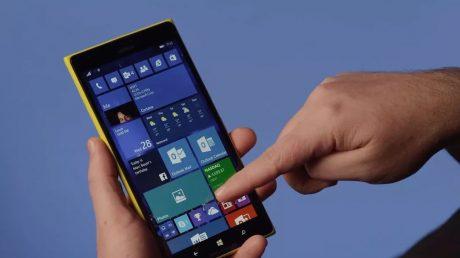 bill gates windows mobile android intervista
