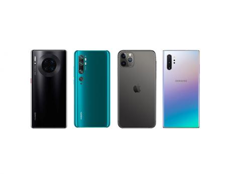 dxomark miglior smartphone fotocamera classifica 2019