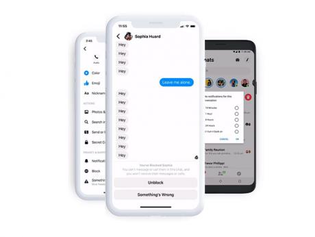facebook messenger privacy sicurezza hub