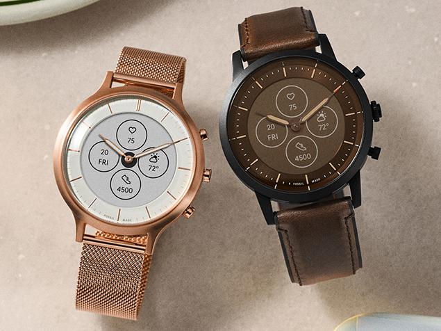 fossil smartwatch ibrido hr