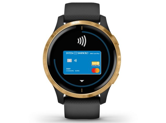 garmin pay intesa san paolo