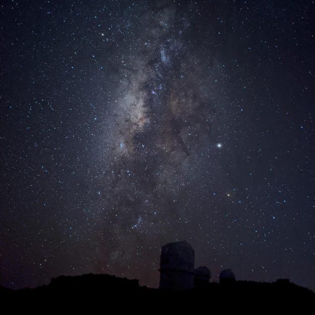 google pixel 4 xl astrofotografia come funziona
