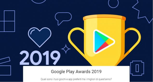 google play user choice awars 2019