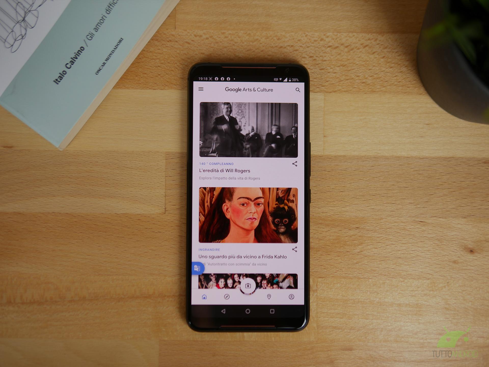 Viaggi digitali con Google Arts & Culture per la Giornata mondiale del turimo