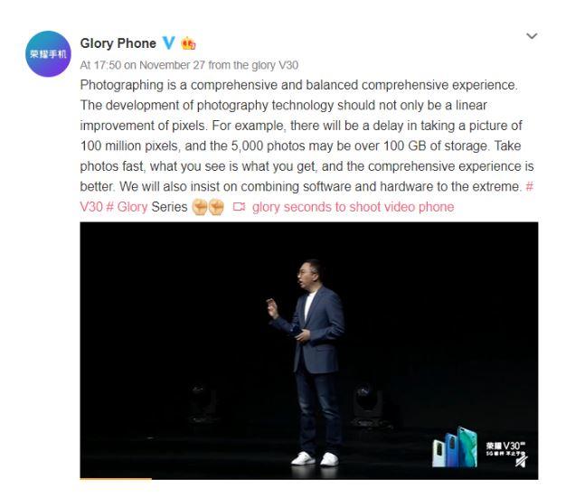 honor smartphone sensore 108 mp critiche