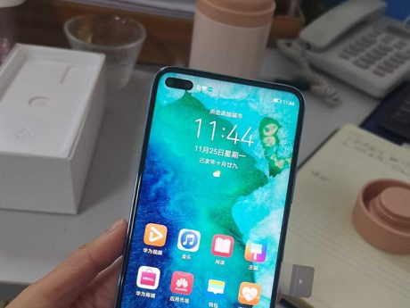 Honor v30 5g immagini hands on feat