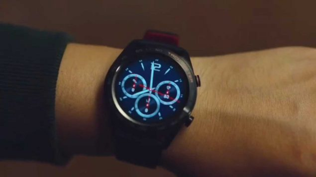 honor v30 magic watch 2 teaser
