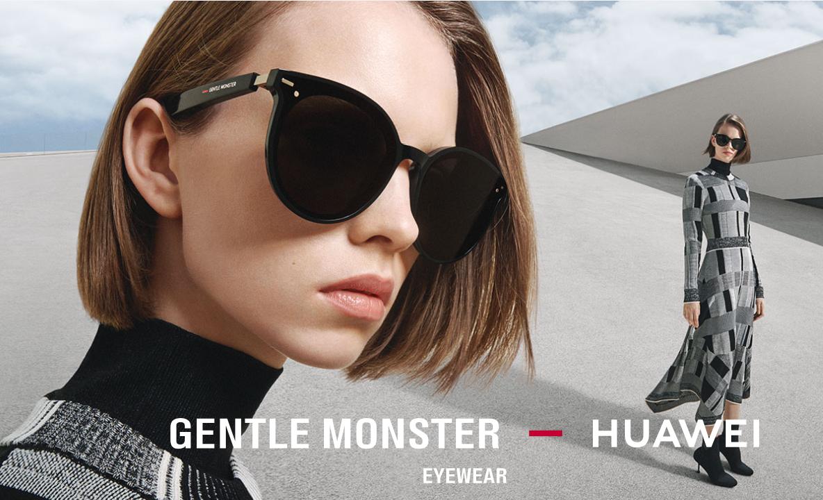 Gli occhiali smart Huawei X Gentle Monster Eyewear sono uffi