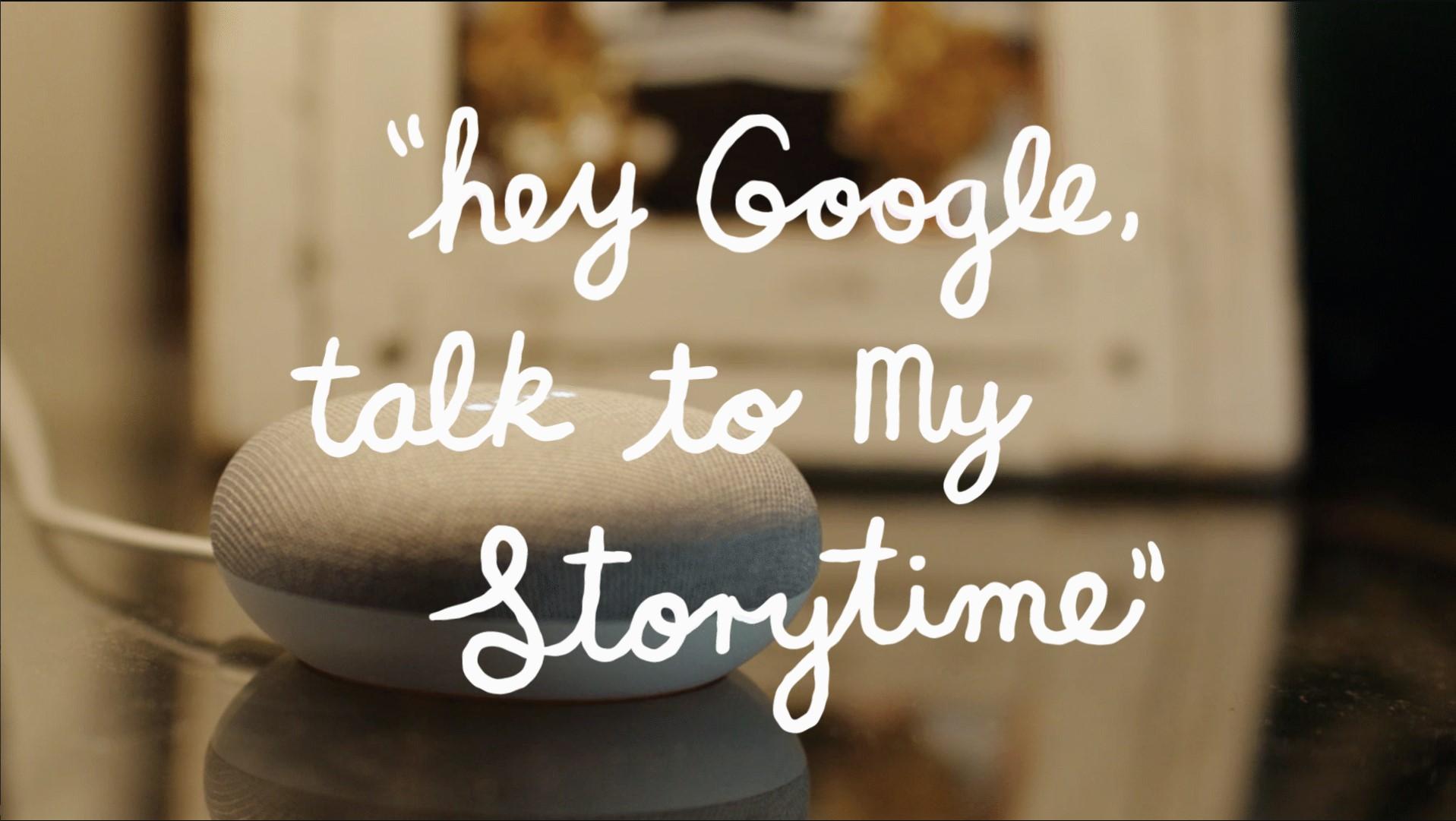 Google My Storytime permette ai genitori di raccontare le favole della ...