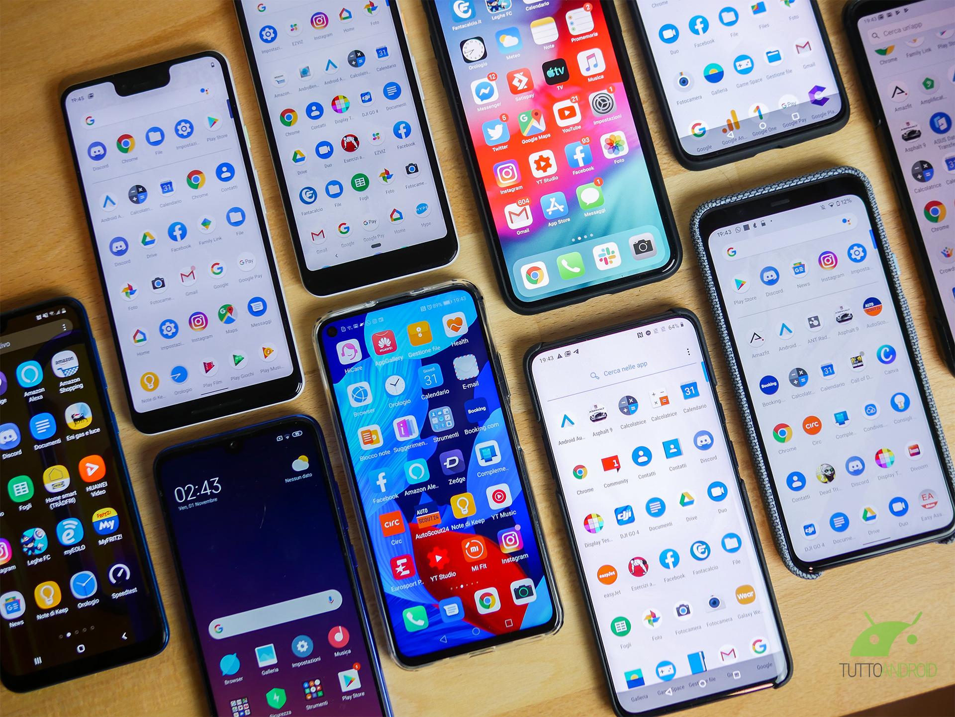 Ecco i migliori smartphone Android One che potete comprare i
